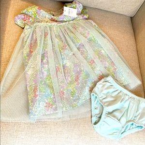 Baby gap spring dress